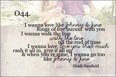 Jonny & June (heidi newfield,country,lyrics,music note,love)