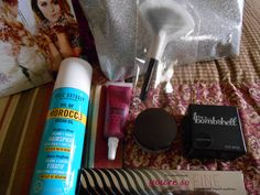 November Ipsy Bag. Again, the best one yet! November has been a great month for beauty subs!