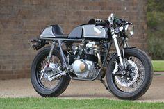 Triumph Cafe Racers › Honda CB350 Limited Edition Cafe Racer Bike