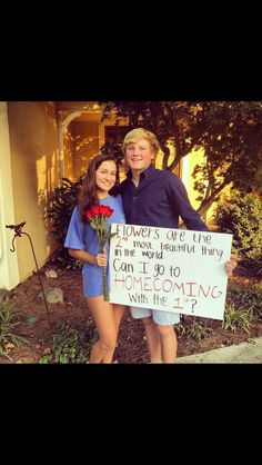 Hoco...possible promposal