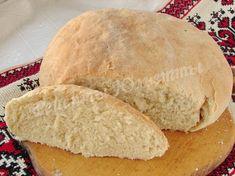 домашний хлеб с манной крупой