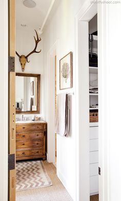White + wood | Atchison Home