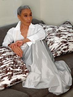 Millie Cruzat looking divine at 77.