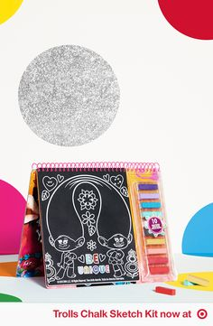 Color Your Favorite Trolls Characters With Unique Pastel Colors Find Art Supplies More Fun DreamWorks Gear At Target