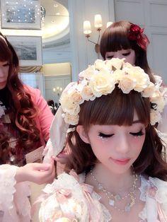 深澤翠 公式ブログ - BABY本社お茶会♡準備 - Powered by LINE