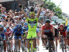 Andrea Guardini @ 2012 İtalya Bisiklet Turu 18. Etap