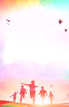 Color ink background