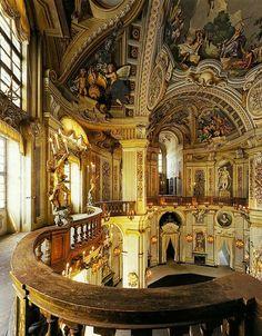 Palazzo Reale, Stupinigi, Torino, Piemonte