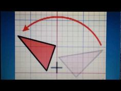 ▶ Geometric Transformations Presentation - YouTube Great examples of reflections, rotations and translation