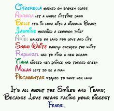 Disney Princess Couples Poem - Disney Princess Couples Photo (35548667) - Fanpop