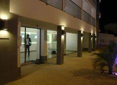 WAC Lighting Rubix WSW2505 LED Outdoor Wall Lamp 21450 Lumens