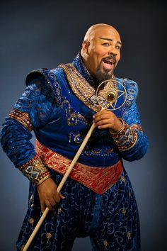 Aladdin ... James Monroe Iglehart as Genie
