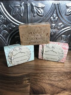 Rose natural homemade soap, with rose clay, ground rose buds, and bergamot essential oil.