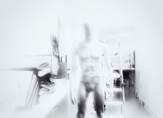 A White Mannequin - Encounter