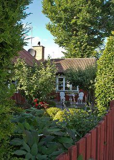 Trosa, Sweden.