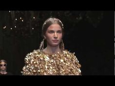 aslıkocaoglu: Romantik Barok @Dolce&Gabbana