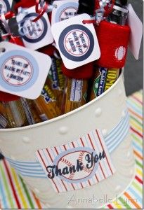 The Mother Load of Baseball Birthday Party Ideas!! - Dimple Prints