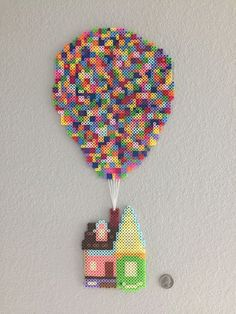 Disney's UP house w/ Ballons