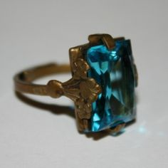 Antique Edwardian ring by lara