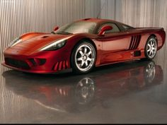 Saleen S7 Twin Turbo 2005 poster, #poster, #mousepad, #Saleen