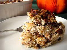Maple Apple Buckwheat Breakfast Casserole [gluten-free, soy-free, vegan] | whisking & writing