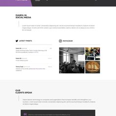 Hire freelance Swedish consulting company in need of a creative web design that inspires the viewers! by PurePixels