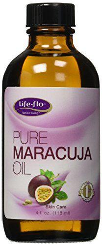 Life-Flo Health Care Pure Maracuja Oil Life Products Liquid 4 Fluid Ounce