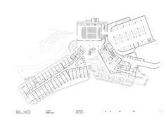 Image result for lone hotel architectural project presentation