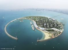 CGarchitect - Professional 3D Architectural Visualization User Community | South Sea Pearl Eco-Island