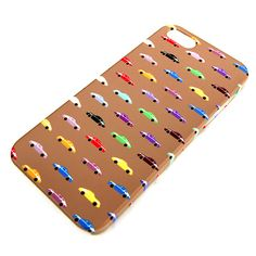Mobile phone case with Porsche 911 Carrera iconic design pattern. Not only the iPhones, we support almost all kinds of Android phones too!