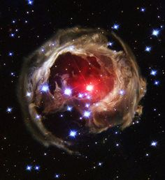 Astronomy Picture Of the Day    2013 March 17    Light Echoes from V838 Mon    Image Credit: NASA, ESA, H. E. Bond (STScI)