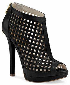MICHAEL Michael Kors Graham Booties - Shoes - Macy's