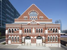 The Ryman Auditorium music venue and attraction in Nashville | The Travel Clique
