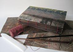 Anna Mavromatis: Artists' Books: paste papers
