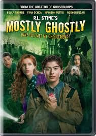 Mostly Ghostly: Have You Met My Ghoulfriend Bella Thorne (Shake It Up!, Good Luck Charlie), Madison Pettis (Lab Rats, Beverly Hills Chihuahua and Ryan Ochoa (Pair of Kings, The Perfect Game) lead an ensemble cast in this . Hd Movies, Movies To Watch, Movies Online, Movies And Tv Shows, Movie Tv, Teen Movies, Family Movies, Movie List, Disney Movies
