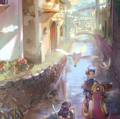Wingull, Lucas/Diamond, Gastrodon, and Dawn/Platina by Namie-kun