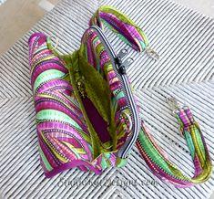 the HipBag Hybrid bag pattern | Studio Kat Designs