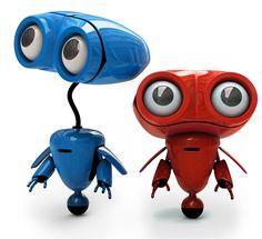 Robots – Artbombers