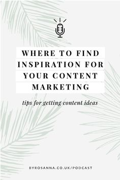 Where to find content marketing inspiration and content ideas. My best places for finding ideas to post on social media and my blog! #contentmarketing #contentideas #contentinspiration Marketing Plan, Content Marketing, Social Media Marketing, How To Get, How To Plan, Master Class, Creative Business, I Am Awesome, Branding Design