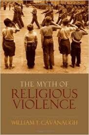 Gives us a good insight on how religion is thought of being profoundly violent :)