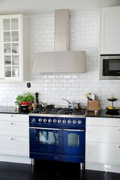 Well That's A Stove of a Different Color: Appliances That Will Make Your Kitchen Unforgettable!