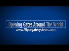 Viper Tc3 on wood gate