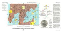 I-678 - Geologic Map of the Bonpland PQC Region of the Moon