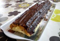 Babapiskótás őzgerinc sütemény