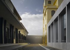 OMA's Fondazione Prada art centre in Milan.