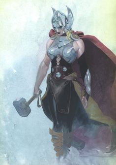 The new Thor.