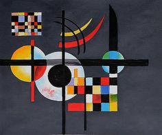 Gravitation by Kandinsky