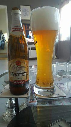 Primátor Weizenbier / Hefe-Weizen Wheat Beer, Alcohol, Glass, Culture, Rubbing Alcohol, Drinkware, Corning Glass, Liquor, Yuri