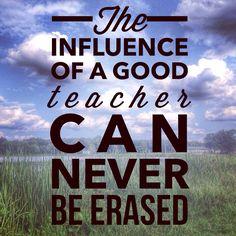 Would i be a good teacher?