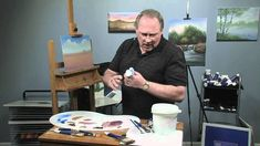 Paint-Along: How to Paint a Southwest Scene in Oils, Part 2